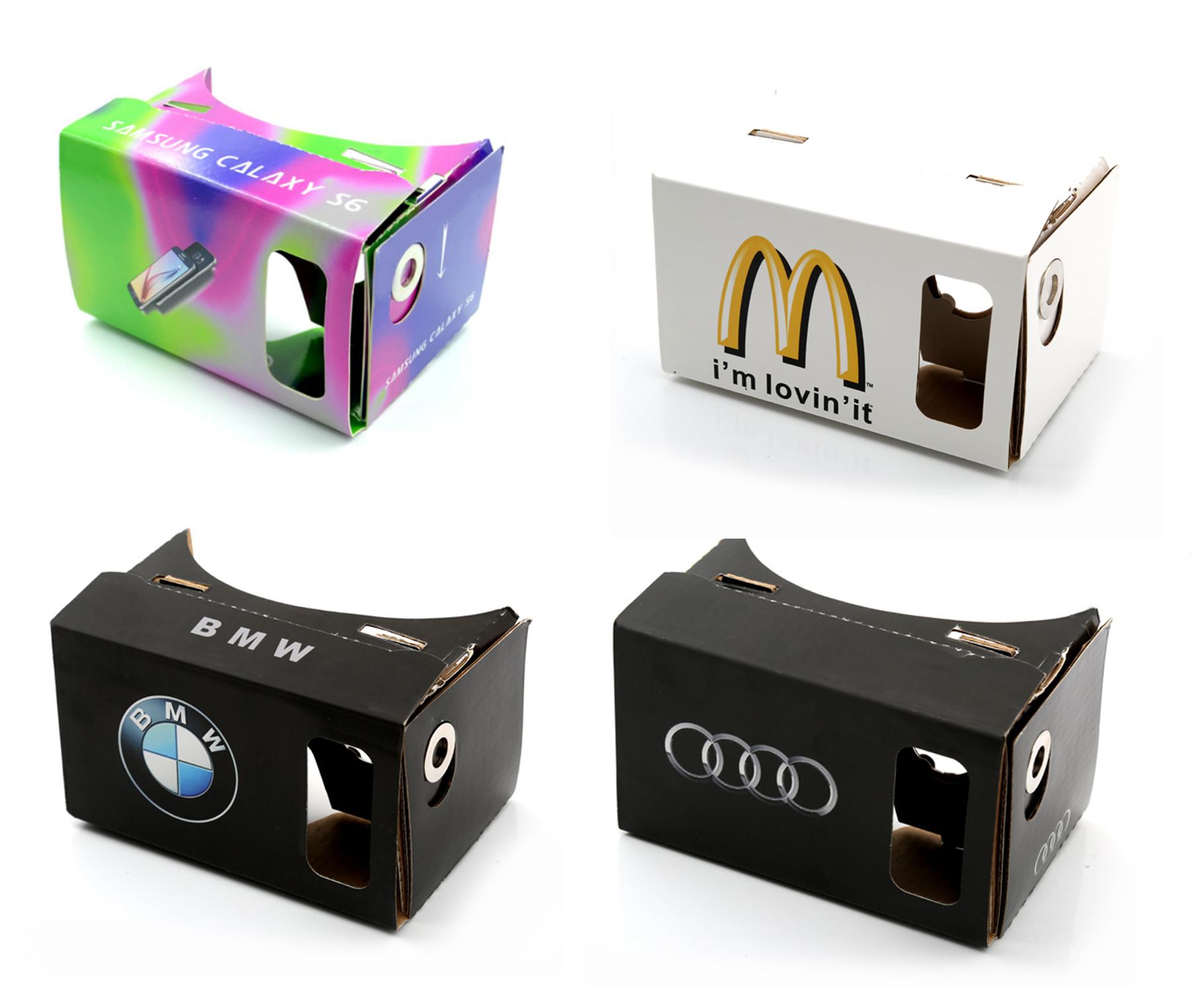 Cardboard - Virtual Reality
